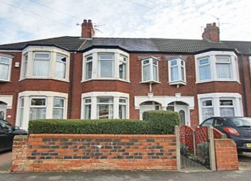 Thumbnail 3 bedroom terraced house for sale in Meadowbank Road, Hull