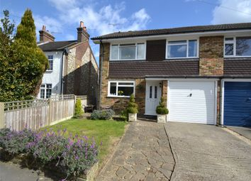 Thumbnail 4 bed semi-detached house for sale in Croft Lane, Chipperfield, Kings Langley