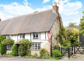 Thumbnail 3 bed cottage for sale in Ashbury, Swindon