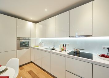 Thumbnail 3 bed flat for sale in Bridport Place, London