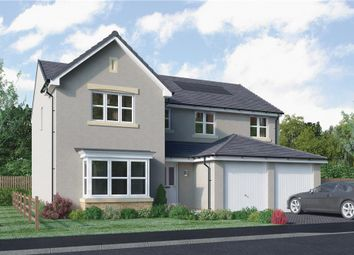 "Thumbnail 5 bedroom detached house for sale in ""Rossie"" at Brotherton Avenue, Livingston"