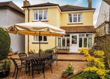 Thumbnail 4 bed detached house for sale in Birdhurst Avenue, South Croydon