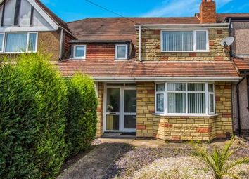 Thumbnail 2 bed terraced house for sale in Rookery Lane, Holbrooks, Coventry