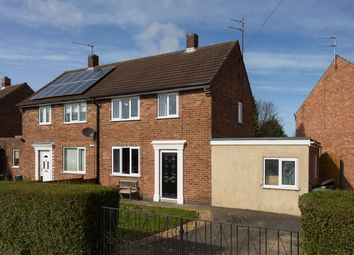 Thumbnail 2 bed semi-detached house for sale in Chapelfields Road, York