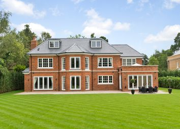 Thumbnail 8 bed detached house for sale in Sunning Avenue, Ascot