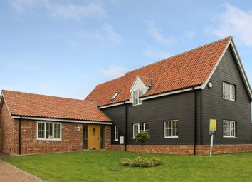 Thumbnail 4 bed detached house for sale in Dunwich Road, Blythburgh, Halesworth