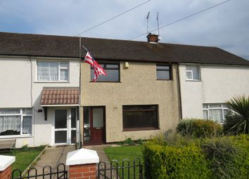 Thumbnail 3 bed terraced house for sale in Winston Avenue, Coventry
