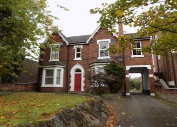 Thumbnail 1 bed flat to rent in Mellish Road, Walsall