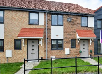 Thumbnail 3 bed terraced house for sale in Plessey Walk, South Shields