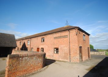 Thumbnail 2 bed barn conversion to rent in Leasowes Courtyard, Crudgington, Telford