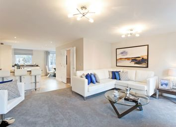 """Thumbnail 4 bed terraced house for sale in """"The Wilton"""" at Nursery Drive, Norwich Road, North Walsham"""