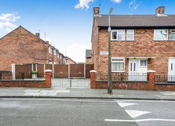 Thumbnail 3 bed end terrace house for sale in Greaves Street, Toxteth, Liverpool
