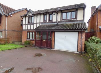 Thumbnail 5 bed detached house for sale in Buttercup Drive, Rochdale