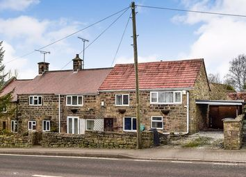 Thumbnail 3 bed semi-detached house for sale in Matlock Road, Kelstedge, Ashover, Chesterfield