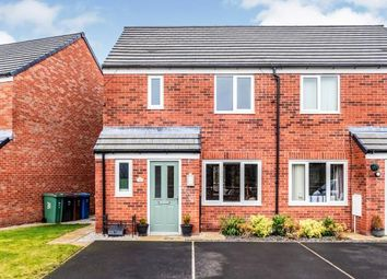 Thumbnail 3 bed semi-detached house for sale in Halls Close, Radcliffe, Manchester, Greater Manchester