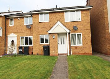 Thumbnail 1 bed town house for sale in Foxdale Drive, Brierley Hill