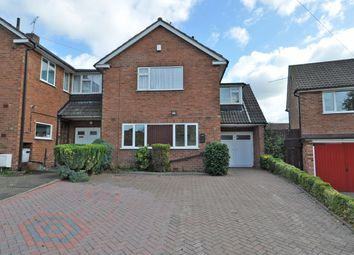 Thumbnail 3 bed link-detached house to rent in Black Haynes Road, Bournville, Birmingham