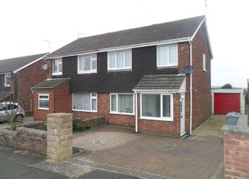 Thumbnail 3 bed semi-detached house to rent in Fifth Avenue, Grantham