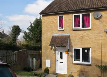 Thumbnail 2 bed semi-detached house for sale in Highgrove Close, Calne