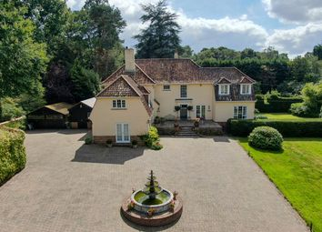 Shobley, Ringwood BH24. 5 bed detached house