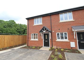 Thumbnail 2 bed semi-detached house for sale in Bond Drive, Alsager, Stoke-On-Trent