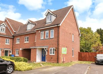 Thumbnail 3 bed semi-detached house for sale in Alford Close, Sandhurst, Berkshire
