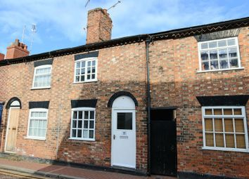 Thumbnail 2 bed terraced house for sale in Elm Close, Pillory Street, Nantwich