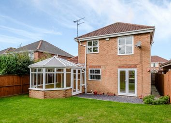 Thumbnail 4 bed detached house for sale in Strawberry Fields, Chester, Cheshire West And Chester