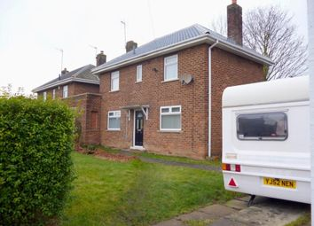 Thumbnail 3 bed semi-detached house for sale in Hall Lane Estate, Willington, Crook