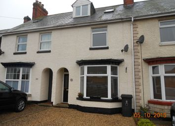 Thumbnail 4 bed terraced house to rent in Newtown Road, Uppingham, Rutland