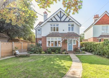 Thumbnail 4 bed detached house for sale in Barton Road, Bramley, Guildford