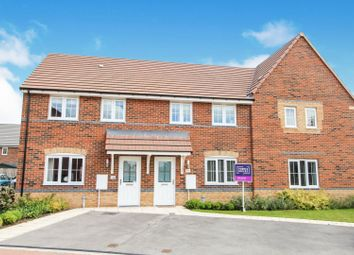 Thumbnail 3 bed terraced house for sale in Poplar Drive, Barlby