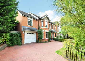 Thumbnail 6 bed semi-detached house to rent in Forest Road, Warfield, Berkshire