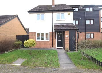 Thumbnail 3 bedroom end terrace house for sale in Standingford, Harlow