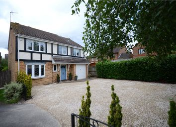 Thumbnail 4 bed detached house for sale in Merlin Clove, Winkfield Row, Bracknell