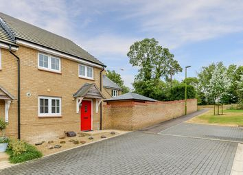 Thumbnail 2 bedroom end terrace house for sale in Sussex Drive, Royston