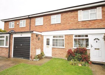 Thumbnail 3 bed terraced house for sale in Mill Farm Avenue, Sunbury-On-Thames, Surrey