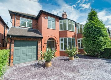 Thumbnail 4 bed semi-detached house for sale in Walkden Road, Worsley, Manchester