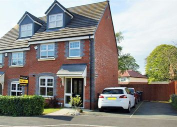 Thumbnail 3 bed semi-detached house for sale in Meadowbank Avenue, Sandbach