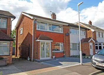 Thumbnail 3 bedroom semi-detached house for sale in Lonsdale Crescent, Dartford