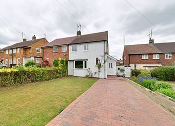 Thumbnail 3 bed semi-detached house for sale in Kemble Close, Potters Bar, Herts