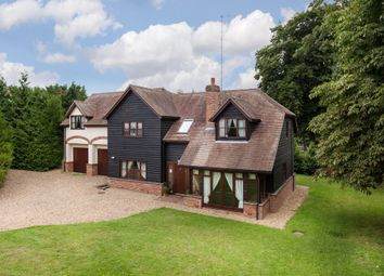 Thumbnail 4 bed detached house for sale in Moulton Road, Kennett, Newmarket