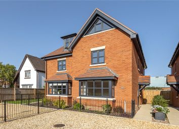Thumbnail 4 bed semi-detached house for sale in Beaumont House, New Farm Court, New Farm Road, Alresford