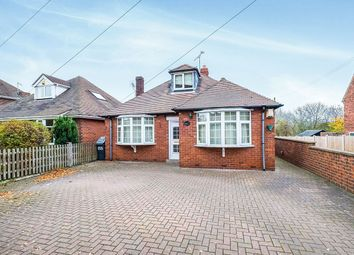 Thumbnail 3 bed bungalow for sale in Nursery Road, Dinnington, Sheffield