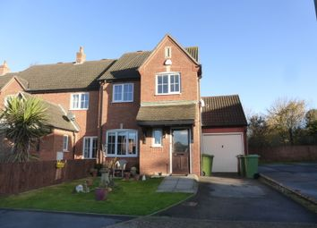 Thumbnail 3 bed semi-detached house for sale in Tudor Close, Churchdown, Gloucester