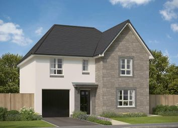 "Thumbnail 5 bedroom detached house for sale in ""Ballathie"" at Oldmeldrum Road, Inverurie"