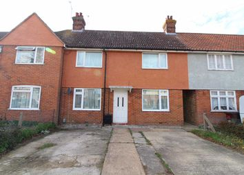 Thumbnail 3 bedroom terraced house for sale in Reynolds Road, Ipswich
