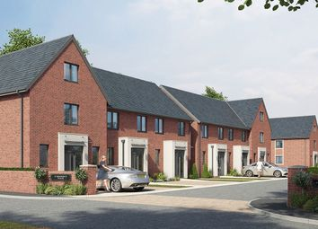Thumbnail 3 bed town house for sale in St Gregory's Place, Walnut Tree Lane, Sudbury