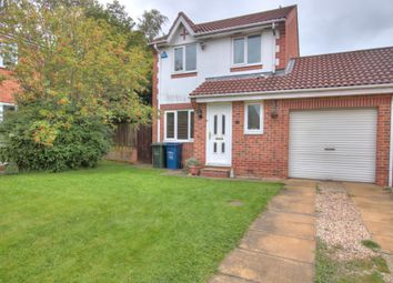 Thumbnail 3 bedroom semi-detached house for sale in Castlewood Close, West Denton, Newcastle Upon Tyne