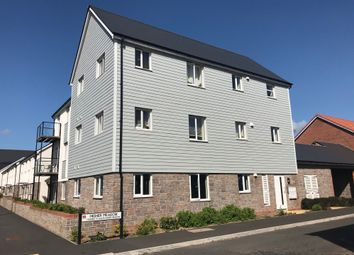 Thumbnail 1 bed flat for sale in Higher Meadow, Cranbrook, Exeter